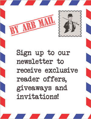 Sign up to the newsletter...
