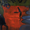 Peter Doig's 'No Foreign Lands'