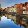 Twenty-Four Hours in Bruges