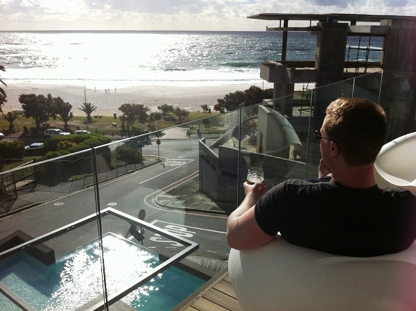 The Pod Hotel in Camps Bay, South Africa