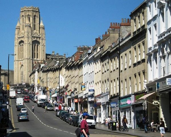 Bristol Centre Ville