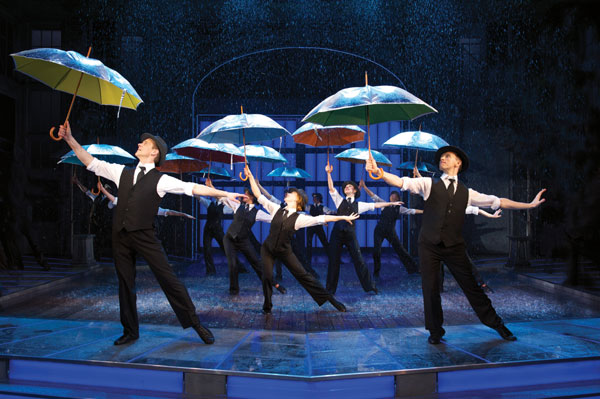 Singin' in the Rain (c) Manuel Harlan