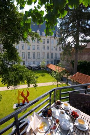 Filipsde Goede Suite Balcony