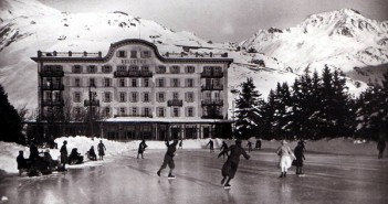 Hotel Bellevue in 1920