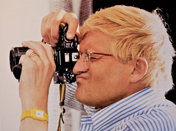 David Hockney by Paul Joyce