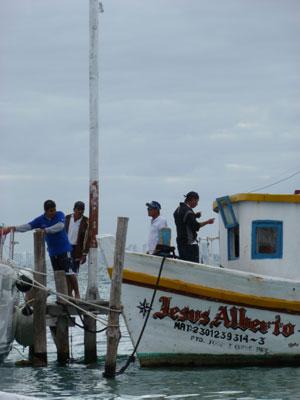 Fishermen - Isla Mujeres
