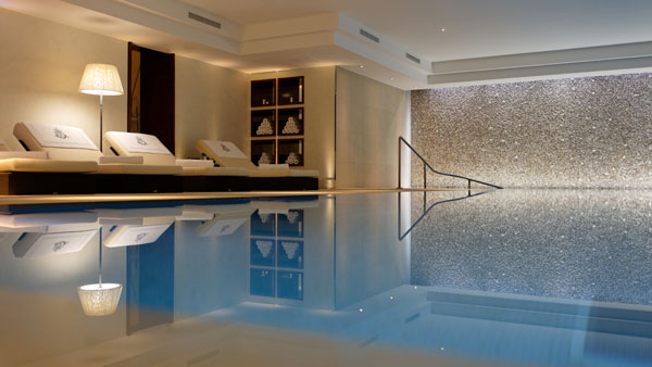 Spa Struck: Villa Majestic in Paris