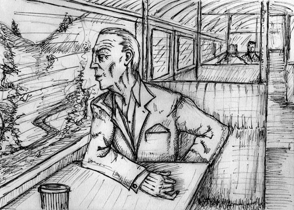 Illustration (c) Harry Chapman