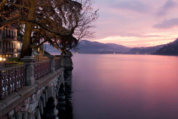 Bella figura lake como s casta diva the arbuturian - Costa diva resort ...
