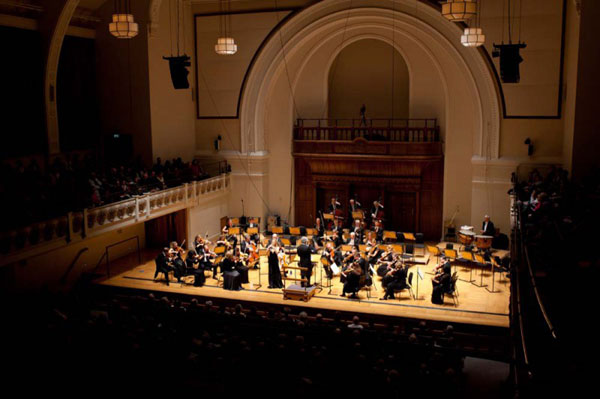 The london chamber orchestra the arbuturian for Chambre orchestra