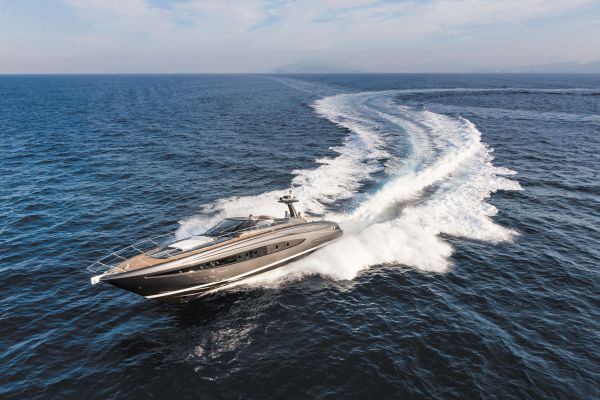 Riva 63′ Virtus: A Lesson in Sleek Italian Style
