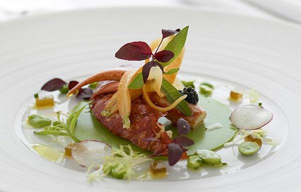 London Restaurants Lunch Michelin Star