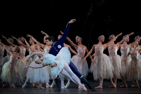 The Royal Ballet's Swan Lake