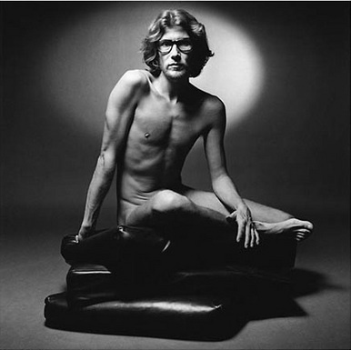 YSL, 1971 - Image © Jeanloup Sieff