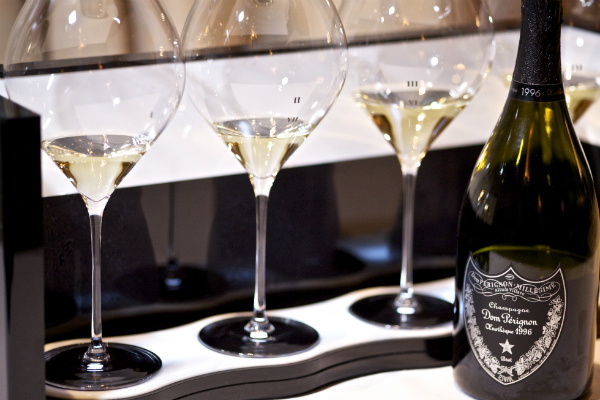 Flight of Fancy: Dom Pérignon Oenothèque