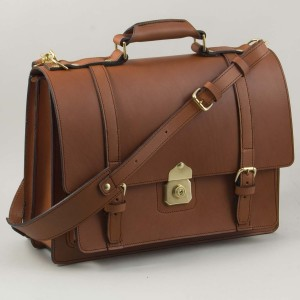 The 'Full Monty' Briefcase by Henry Tomkins