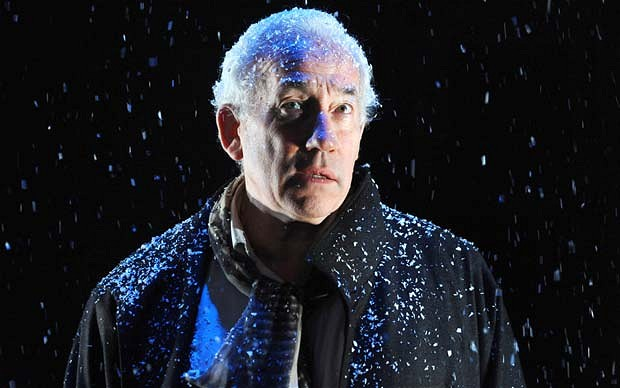 Simon Callow on A Christmas Carol