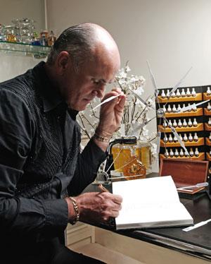 perfume expert