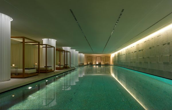 Diamonds and Detox: Bulgari Spa