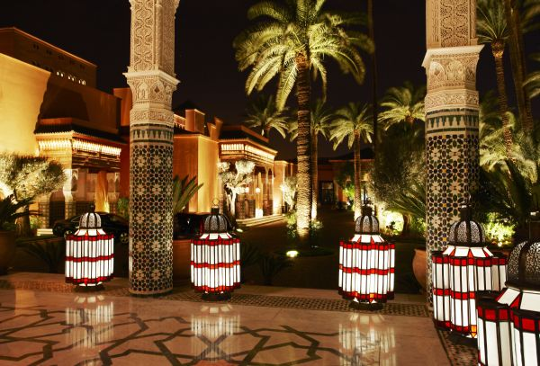 la mamounia marrakech hotel review the arbuturian. Black Bedroom Furniture Sets. Home Design Ideas
