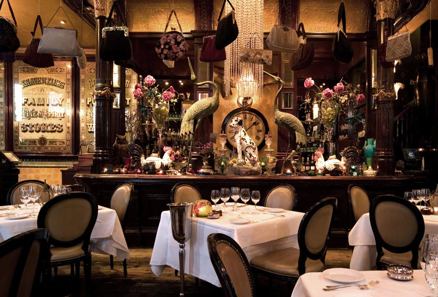 Les trois garcons london restaurant review the