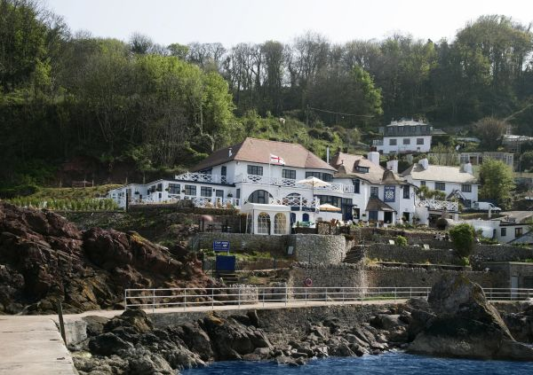 The Cary Arms Devon