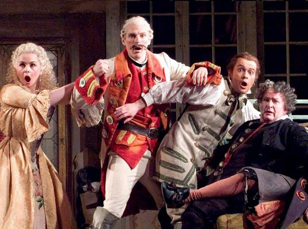 A Cut Above: The ENO&#8217;s Barber of Seville