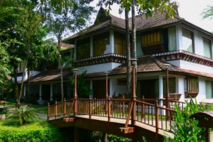 India Special Part 2: Kumarakom Lake Resort