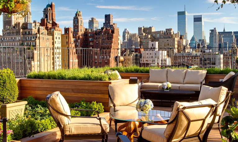 The surrey new york hotel review the arbuturian for Top design hotels new york