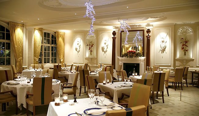 The Goring Dining Room London Restaurant Review The Arbuturian