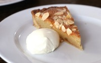 Lemon and Almond Tart