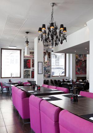 Scandic Front - restaurant