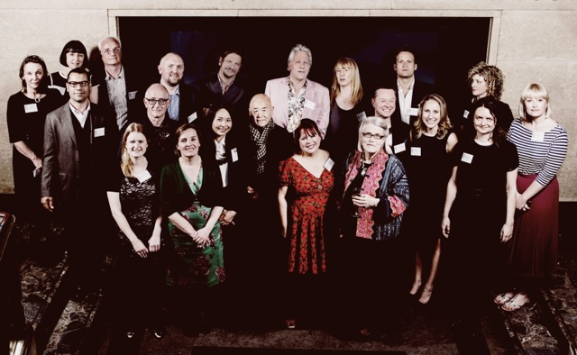 The Guild of Food Writers Awards Winners 2013 (c) Idil Sukan, Draw HQ