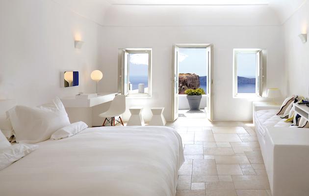 Santorini suite