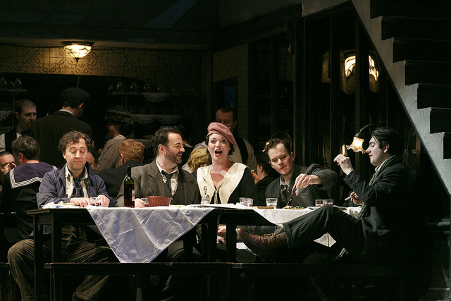 Jonathan Miller's La bohème at the ENO