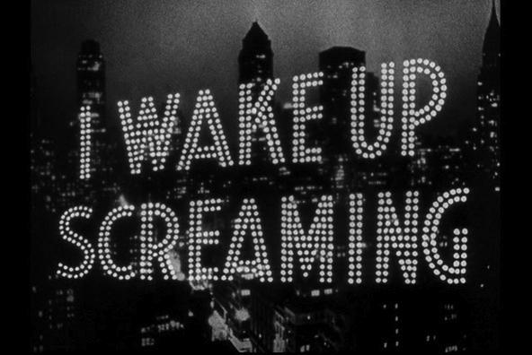 'I Wake Up Screaming' (1941) Twentieth Century Fox