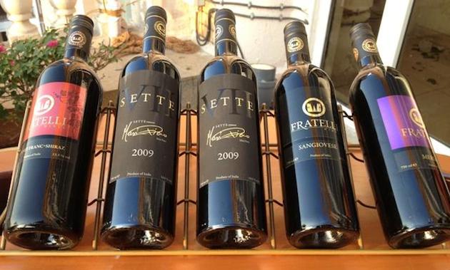 Fratelli wine