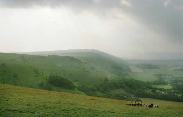 Image courtesy of South Downs Cycling