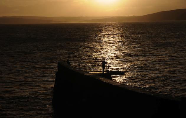 St Ives dusk
