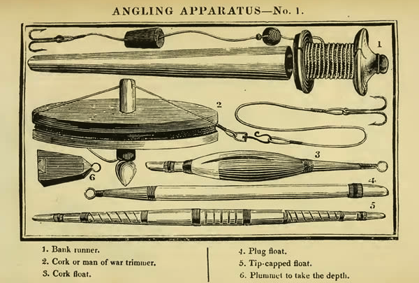 Angling Apparatus