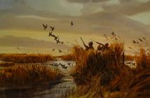 'Into the Wind', Brett Smith