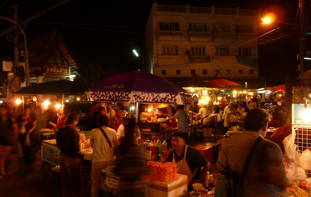CM market night