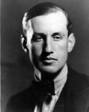 James Bond author Ian Fleming