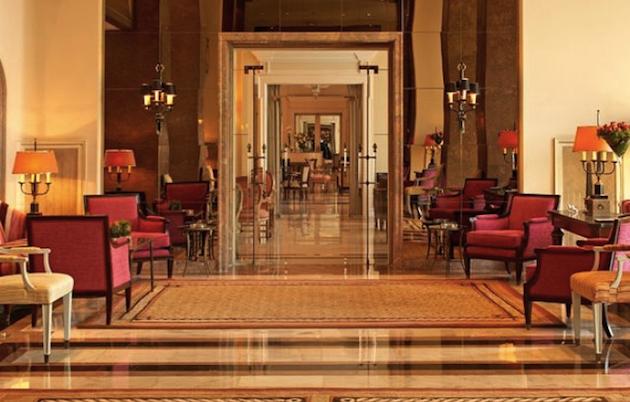 Palacio Interior