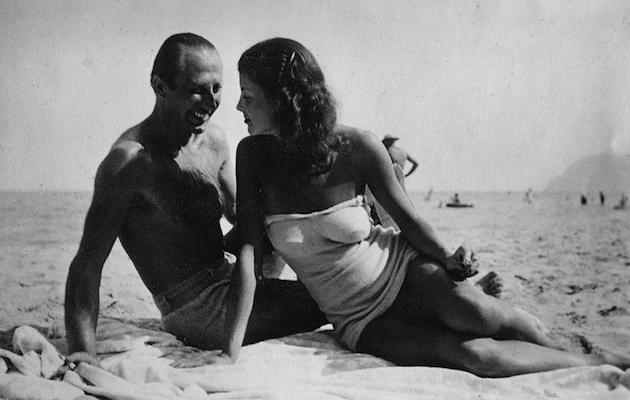 Popov on the Beach