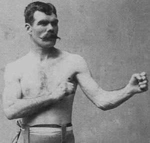 Victorian boxer