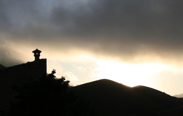 Abruzzo dusk