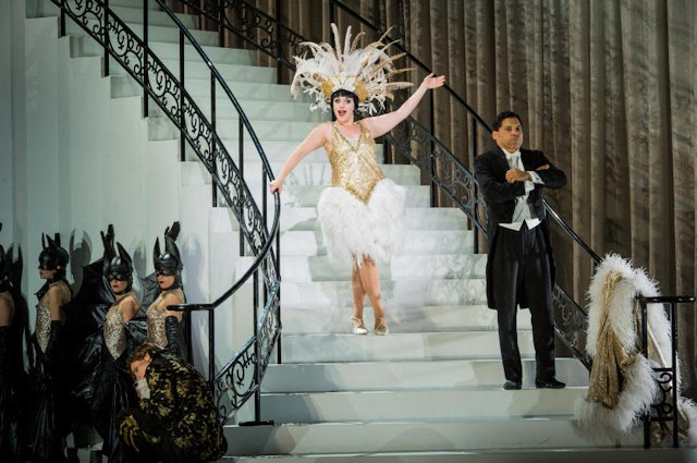 Die Fledermaus at the London Coliseum