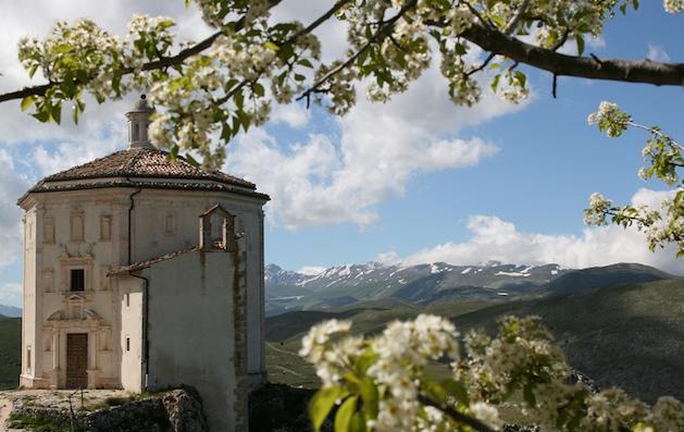 Rocca C chapel