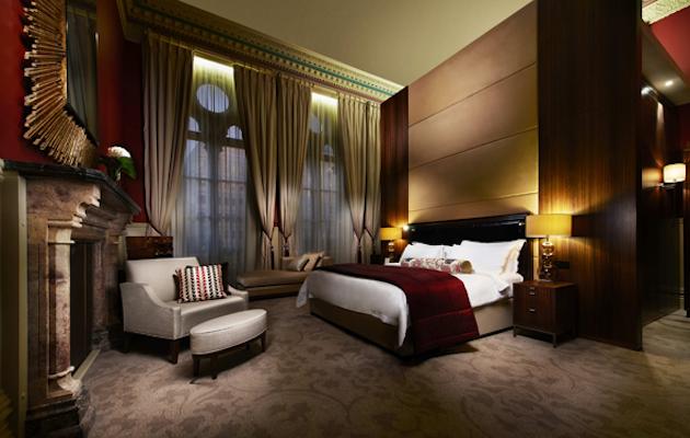 St Pancras suite